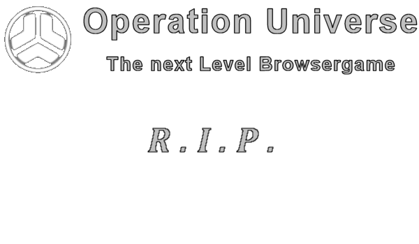 Operation Universe, The next Level Browsergame